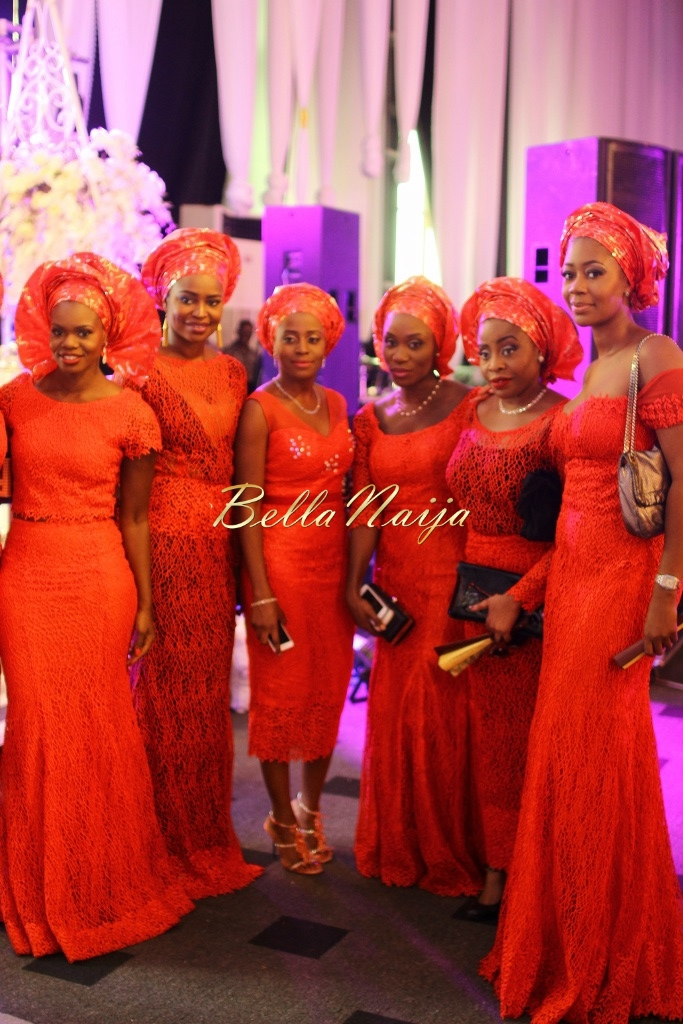 Dolapo Oni & Gbite Sijuwade's Traditional Wedding - August 2015 - Lagos, Nigeria - BellaNaijaInsigna Media-014