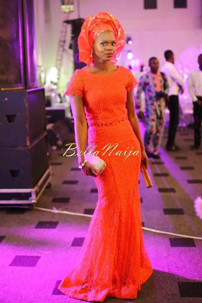 Dolapo Oni & Gbite Sijuwade's Traditional Wedding - August 2015 - Lagos, Nigeria - BellaNaijaInsigna Media-015
