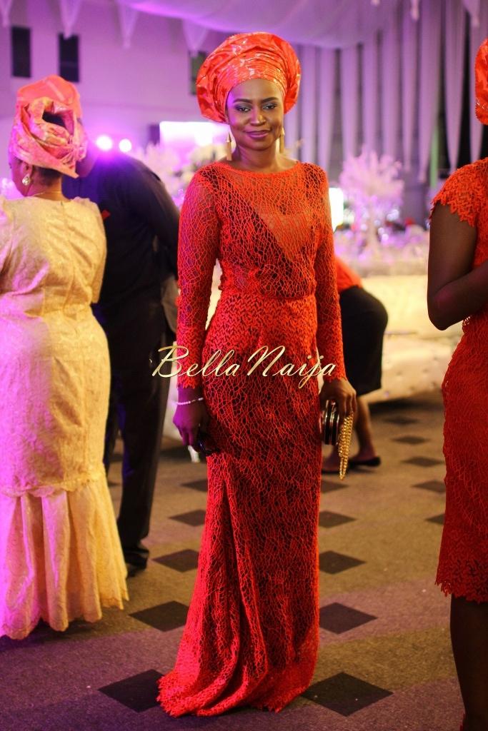 Dolapo Oni & Gbite Sijuwade's Traditional Wedding - August 2015 - Lagos, Nigeria - BellaNaijaInsigna Media-016