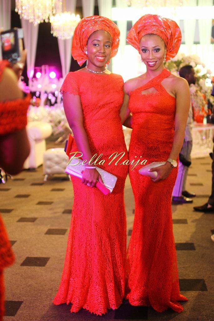Dolapo Oni & Gbite Sijuwade's Traditional Wedding - August 2015 - Lagos, Nigeria - BellaNaijaInsigna Media-018