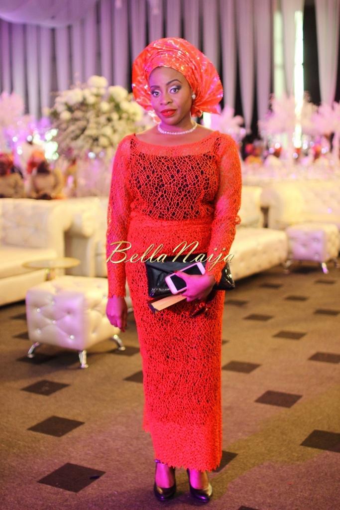 Dolapo Oni & Gbite Sijuwade's Traditional Wedding - August 2015 - Lagos, Nigeria - BellaNaijaInsigna Media-019