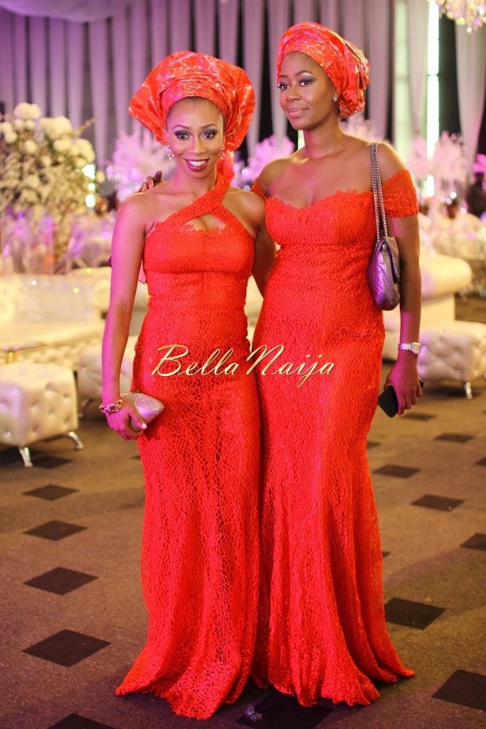 Dolapo Oni & Gbite Sijuwade's Traditional Wedding - August 2015 - Lagos, Nigeria - BellaNaijaInsigna Media-020
