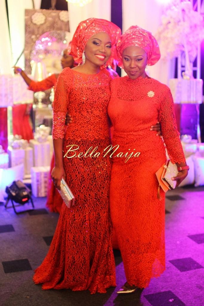 Dolapo Oni & Gbite Sijuwade's Traditional Wedding - August 2015 - Lagos, Nigeria - BellaNaijaInsigna Media-021