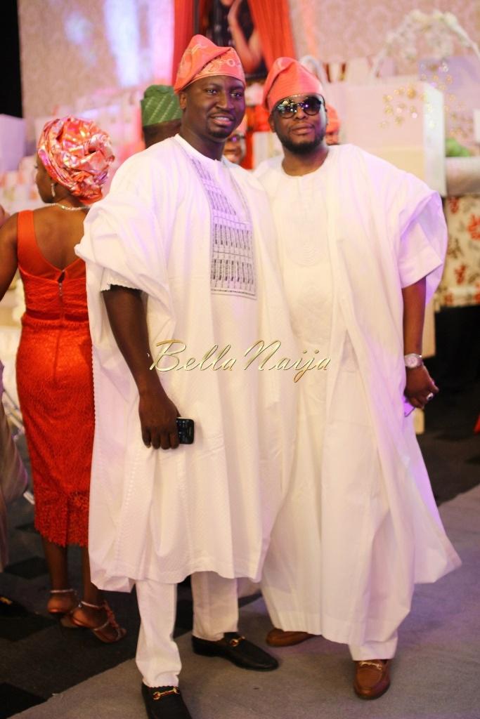 Dolapo Oni & Gbite Sijuwade's Traditional Wedding - August 2015 - Lagos, Nigeria - BellaNaijaInsigna Media-024