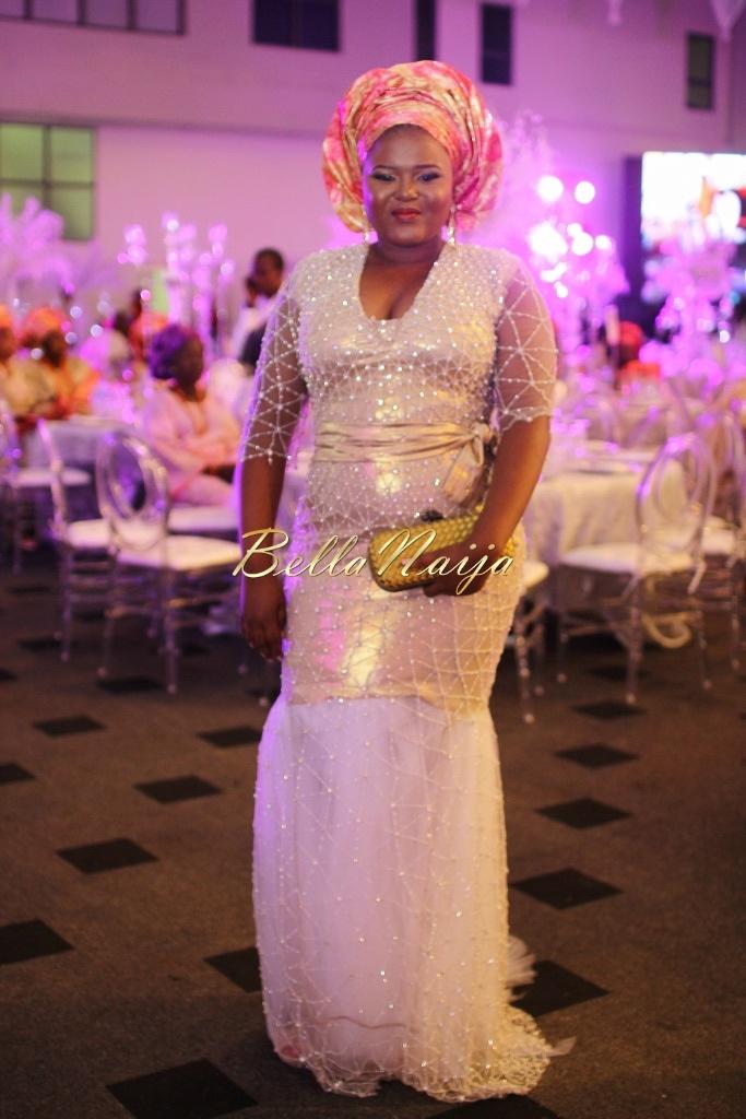 Dolapo Oni & Gbite Sijuwade's Traditional Wedding - August 2015 - Lagos, Nigeria - BellaNaijaInsigna Media-027