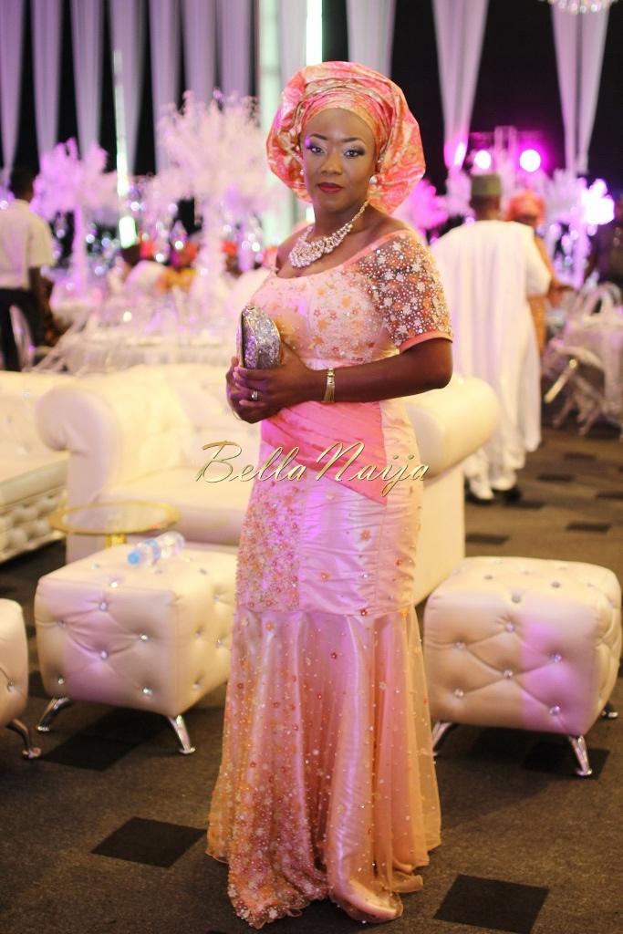 Dolapo Oni & Gbite Sijuwade's Traditional Wedding - August 2015 - Lagos, Nigeria - BellaNaijaInsigna Media-029