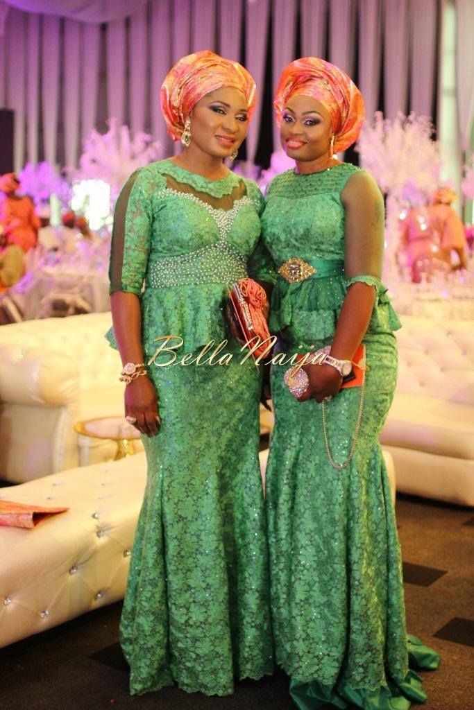 Dolapo Oni & Gbite Sijuwade's Traditional Wedding - August 2015 - Lagos, Nigeria - BellaNaijaInsigna Media-032