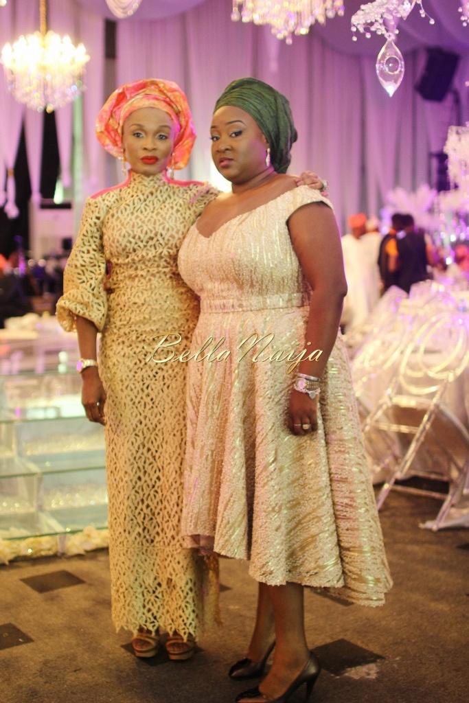 Dolapo Oni & Gbite Sijuwade's Traditional Wedding - August 2015 - Lagos, Nigeria - BellaNaijaInsigna Media-033