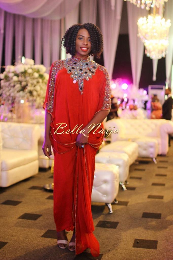 Dolapo Oni & Gbite Sijuwade's Traditional Wedding - August 2015 - Lagos, Nigeria - BellaNaijaInsigna Media-036