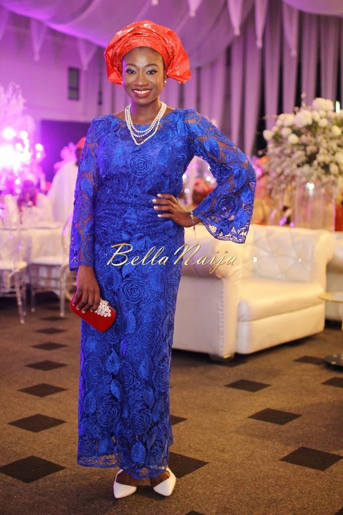 Dolapo Oni & Gbite Sijuwade's Traditional Wedding - August 2015 - Lagos, Nigeria - BellaNaijaInsigna Media-037