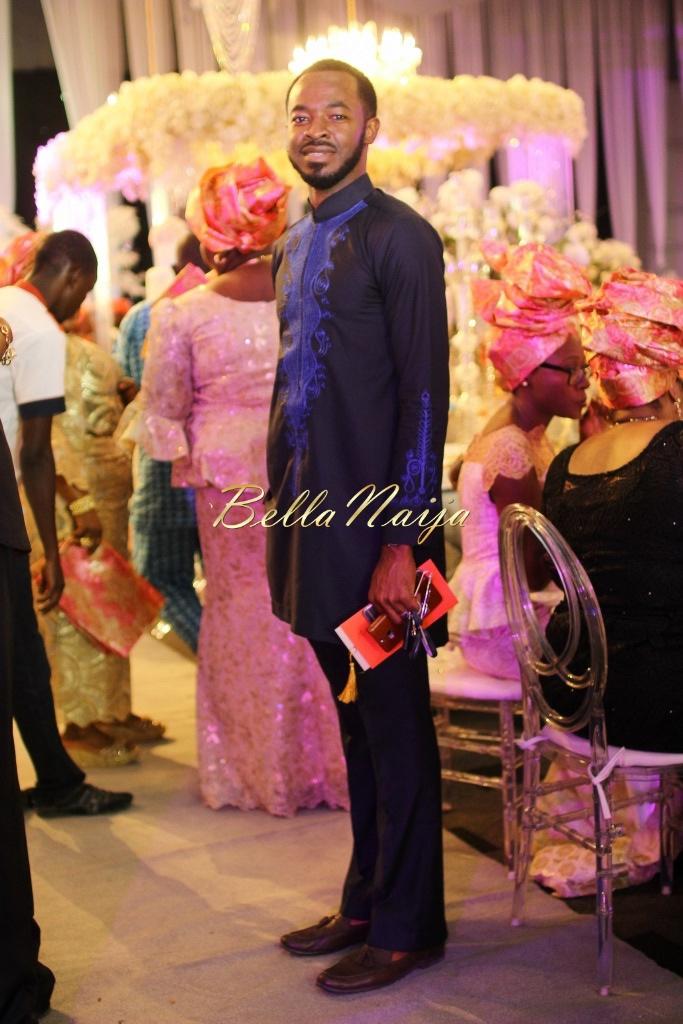 Dolapo Oni & Gbite Sijuwade's Traditional Wedding - August 2015 - Lagos, Nigeria - BellaNaijaInsigna Media-042