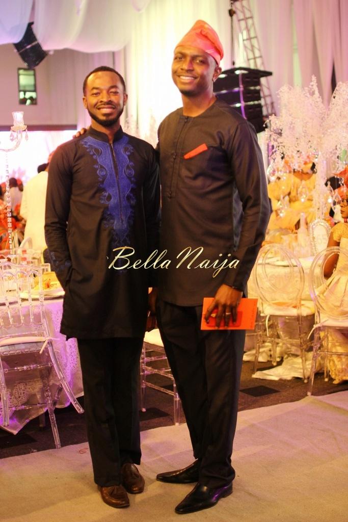 Dolapo Oni & Gbite Sijuwade's Traditional Wedding - August 2015 - Lagos, Nigeria - BellaNaijaInsigna Media-043