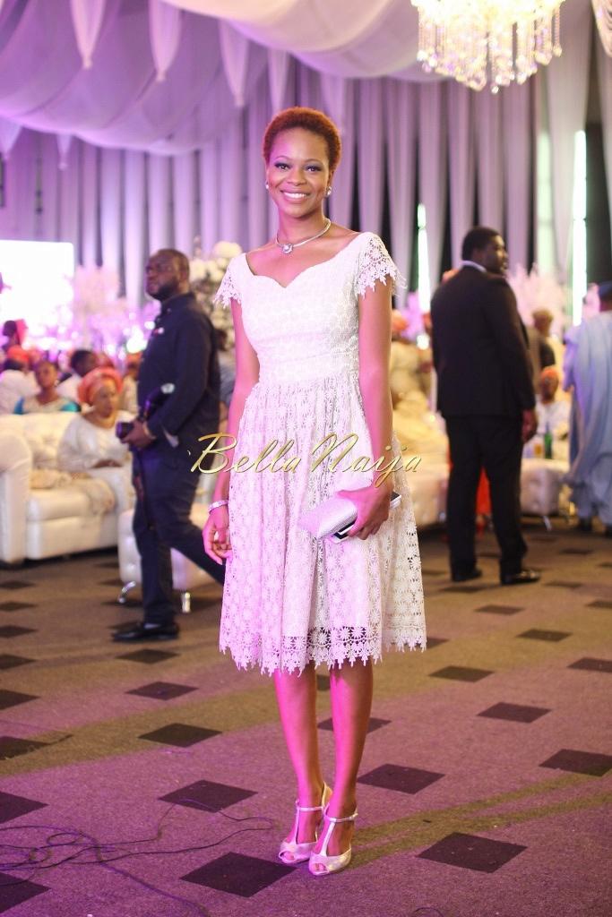 Dolapo Oni & Gbite Sijuwade's Traditional Wedding - August 2015 - Lagos, Nigeria - BellaNaijaInsigna Media-045