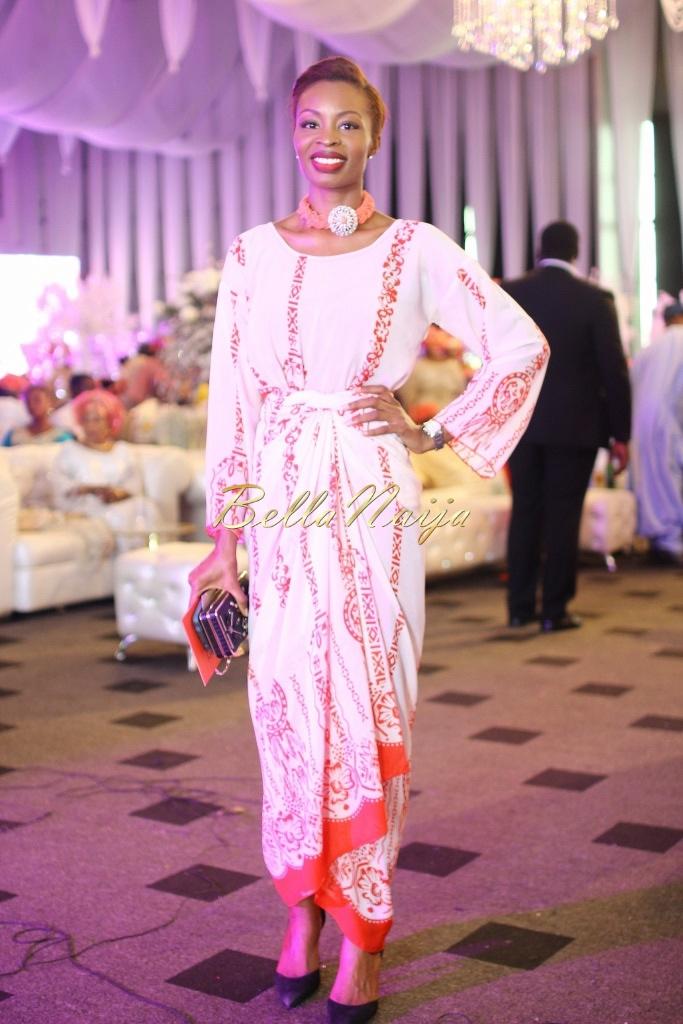 Dolapo Oni & Gbite Sijuwade's Traditional Wedding - August 2015 - Lagos, Nigeria - BellaNaijaInsigna Media-046