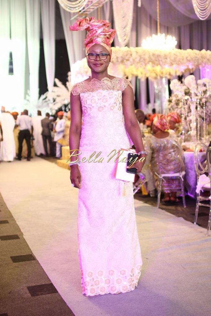 Dolapo Oni & Gbite Sijuwade's Traditional Wedding - August 2015 - Lagos, Nigeria - BellaNaijaInsigna Media-047