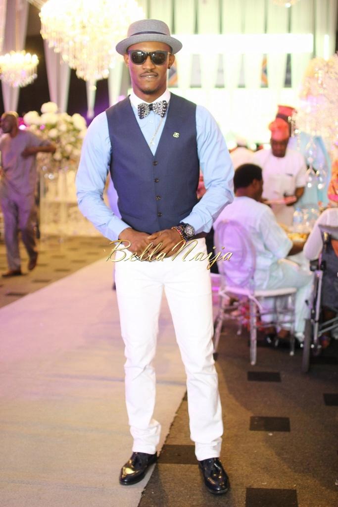Dolapo Oni & Gbite Sijuwade's Traditional Wedding - August 2015 - Lagos, Nigeria - BellaNaijaInsigna Media-048