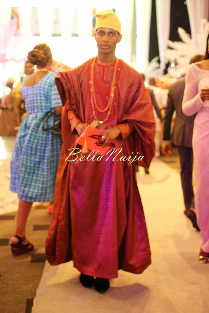 Dolapo Oni & Gbite Sijuwade's Traditional Wedding - August 2015 - Lagos, Nigeria - BellaNaijaInsigna Media-050