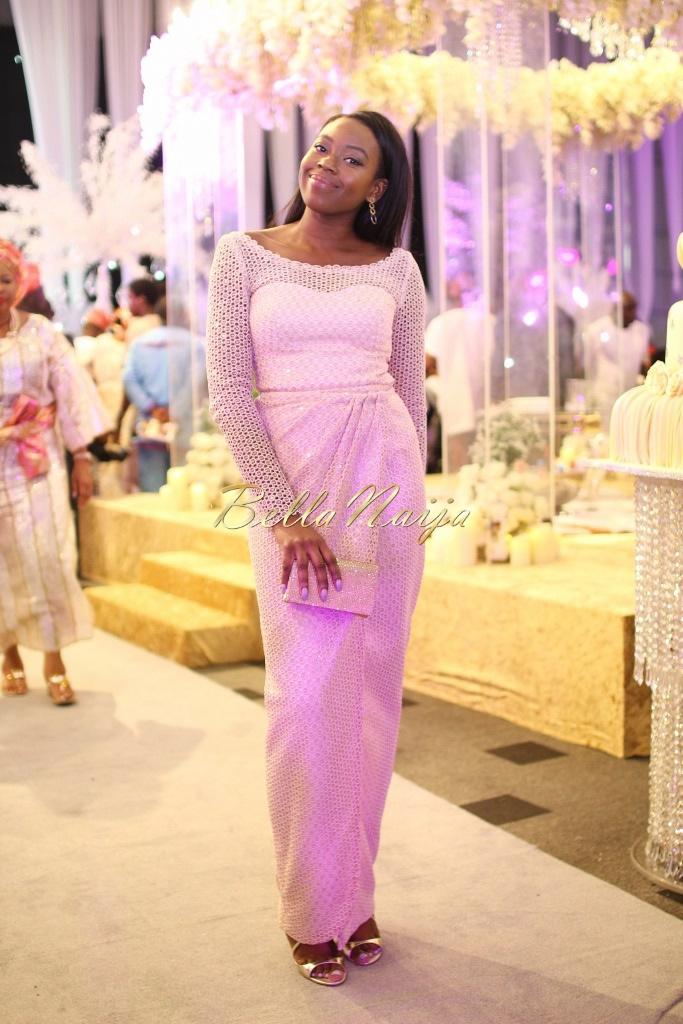 Dolapo Oni & Gbite Sijuwade's Traditional Wedding - August 2015 - Lagos, Nigeria - BellaNaijaInsigna Media-051