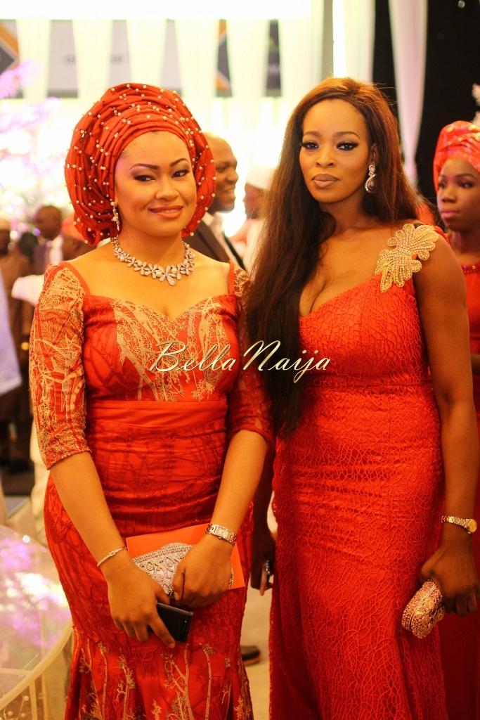 Dolapo Oni & Gbite Sijuwade's Traditional Wedding - August 2015 - Lagos, Nigeria - BellaNaijaInsigna Media-052
