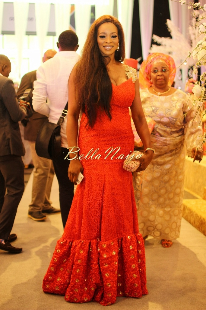 Dolapo Oni & Gbite Sijuwade's Traditional Wedding - August 2015 - Lagos, Nigeria - BellaNaijaInsigna Media-053
