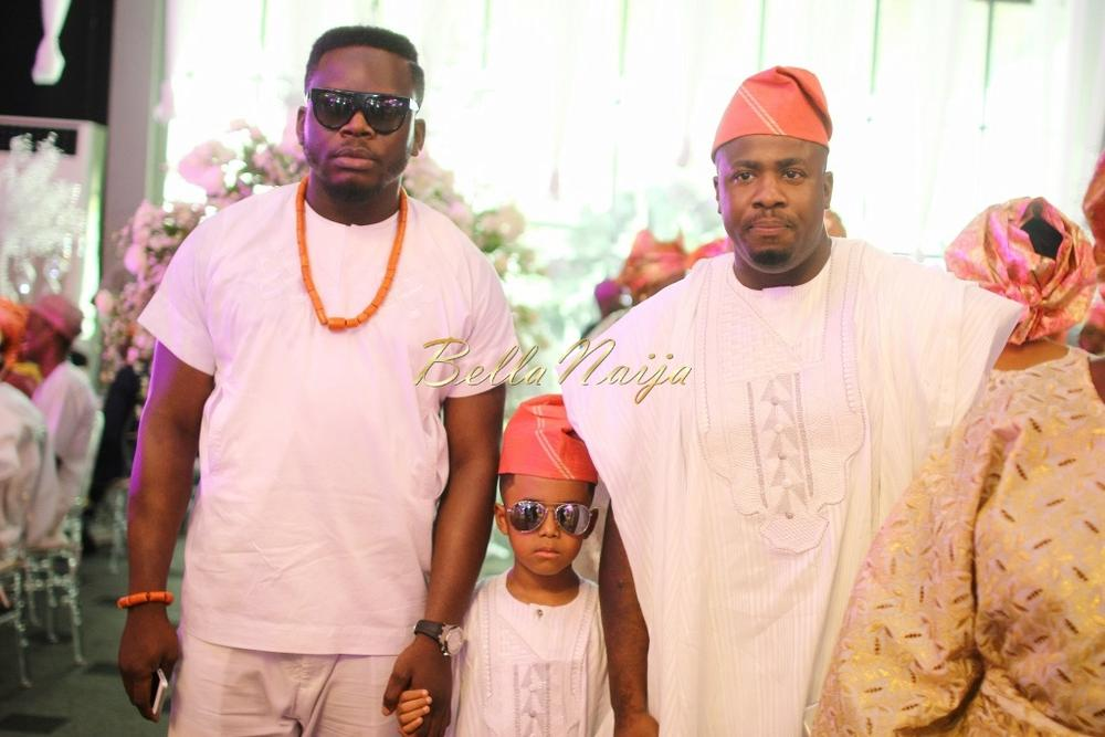 Dolapo Oni & Gbite Sijuwade's Traditional Wedding - August 2015 - Lagos, Nigeria - BellaNaijaInsigna Media-055