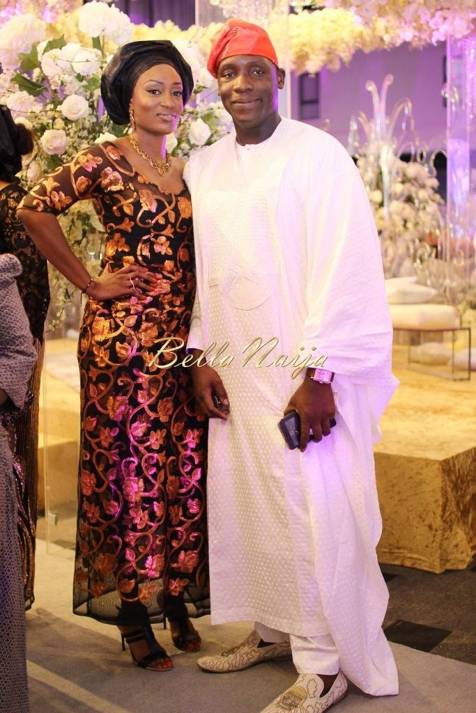 Dolapo Oni & Gbite Sijuwade's Traditional Wedding - August 2015 - Lagos, Nigeria - BellaNaijaInsigna Media-057