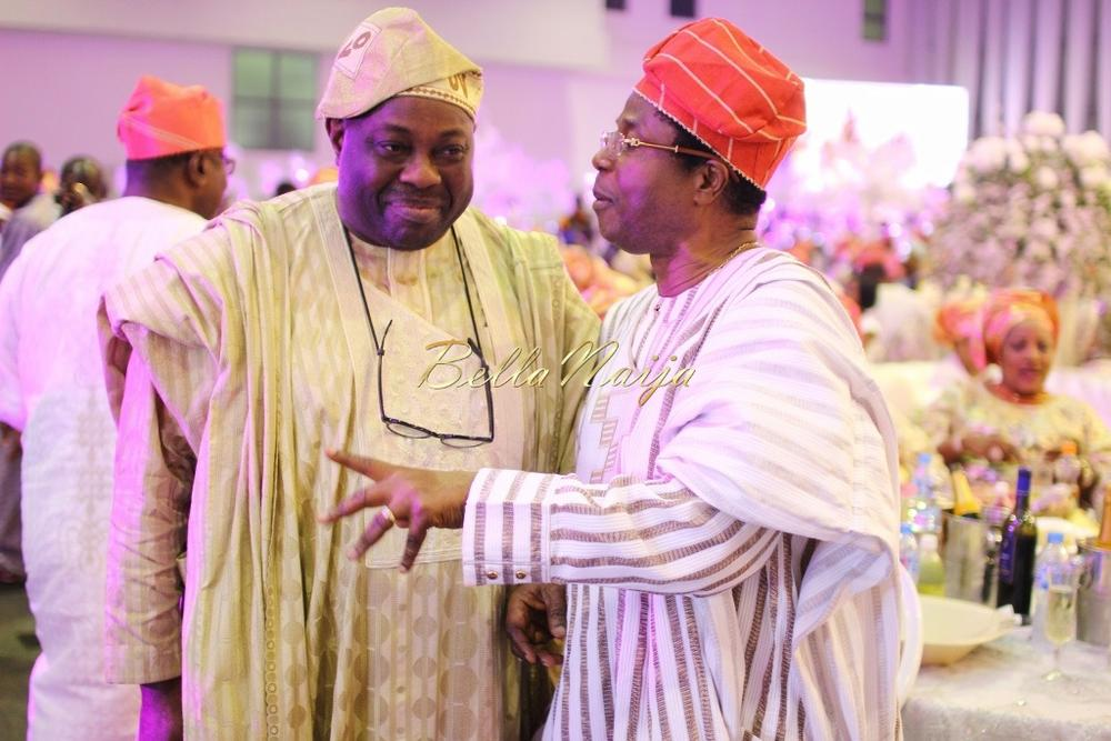 Dolapo Oni & Gbite Sijuwade's Traditional Wedding - August 2015 - Lagos, Nigeria - BellaNaijaInsigna Media-059