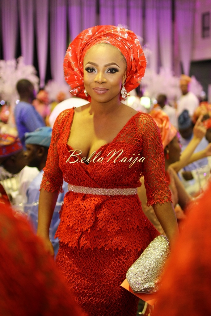 Dolapo Oni & Gbite Sijuwade's Traditional Wedding - August 2015 - Lagos, Nigeria - BellaNaijaInsigna Media-060