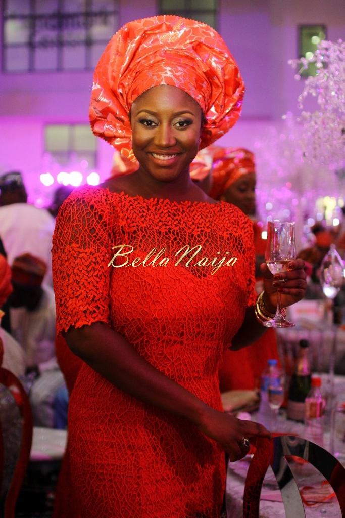 Dolapo Oni & Gbite Sijuwade's Traditional Wedding - August 2015 - Lagos, Nigeria - BellaNaijaInsigna Media-061