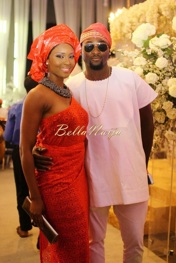 Dolapo Oni & Gbite Sijuwade's Traditional Wedding - August 2015 - Lagos, Nigeria - BellaNaijaInsigna Media-062