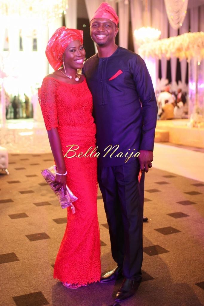 Dolapo Oni & Gbite Sijuwade's Traditional Wedding - August 2015 - Lagos, Nigeria - BellaNaijaInsigna Media-072