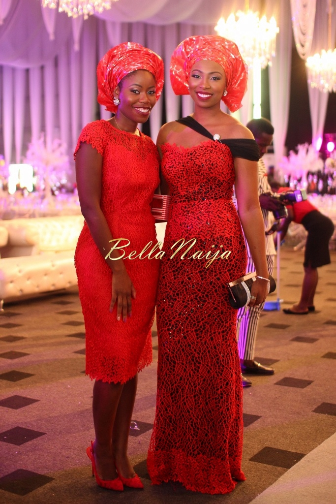 Dolapo Oni & Gbite Sijuwade's Traditional Wedding - August 2015 - Lagos, Nigeria - BellaNaijaInsigna Media-073