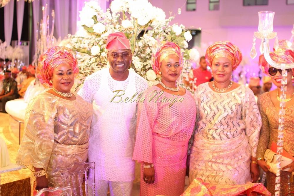 Dolapo Oni & Gbite Sijuwade's Traditional Wedding - August 2015 - Lagos, Nigeria - BellaNaijaInsigna Media-075