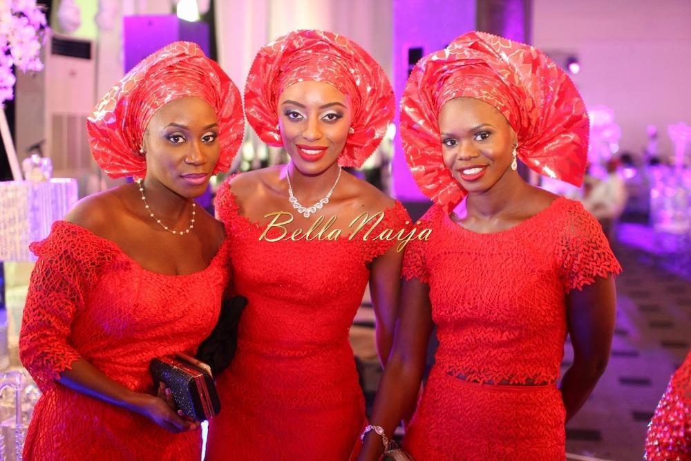 Dolapo Oni & Gbite Sijuwade's Traditional Wedding - August 2015 - Lagos, Nigeria - BellaNaijaInsigna Media-076