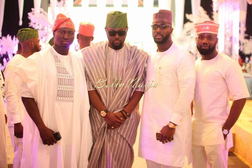 Dolapo Oni & Gbite Sijuwade's Traditional Wedding - August 2015 - Lagos, Nigeria - BellaNaijaInsigna Media-078