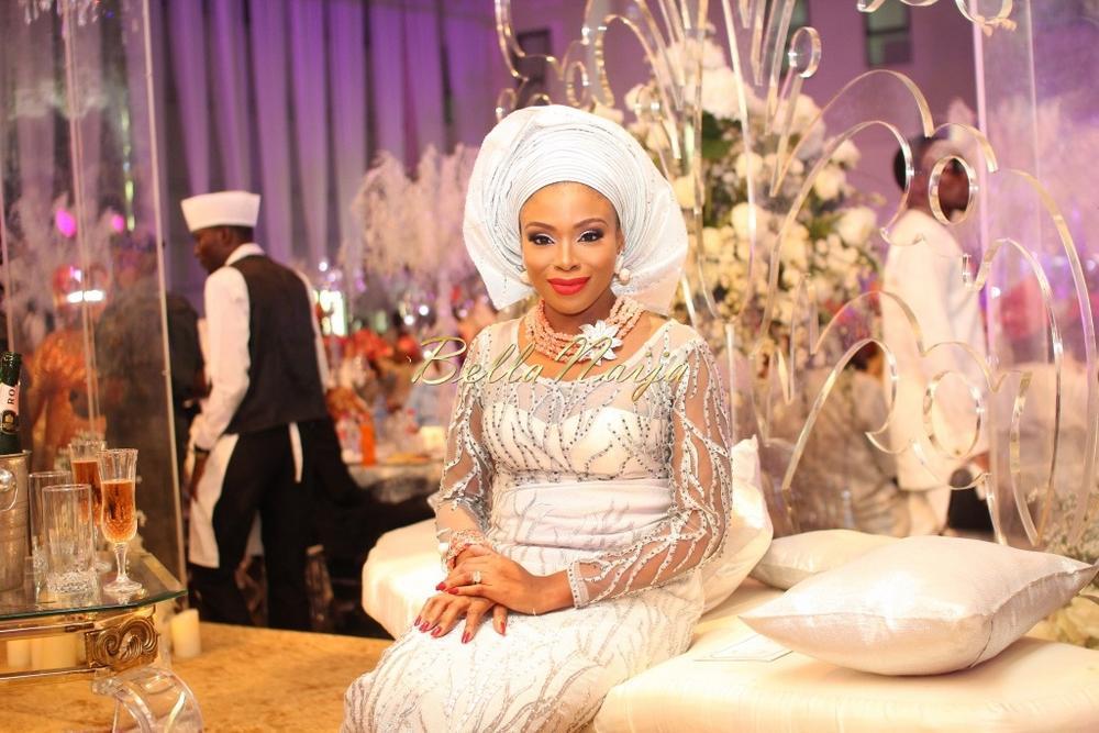 Dolapo Oni & Gbite Sijuwade's Traditional Wedding - August 2015 - Lagos, Nigeria - BellaNaijaInsigna Media-080