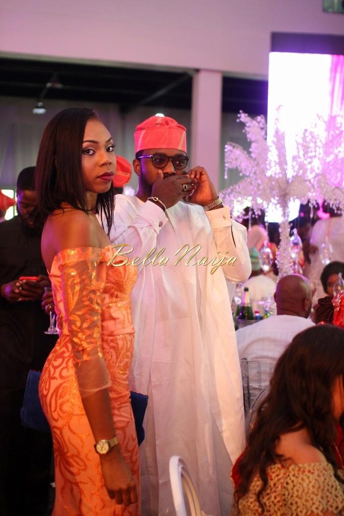 Dolapo Oni & Gbite Sijuwade's Traditional Wedding - August 2015 - Lagos, Nigeria - BellaNaijaInsigna Media-082