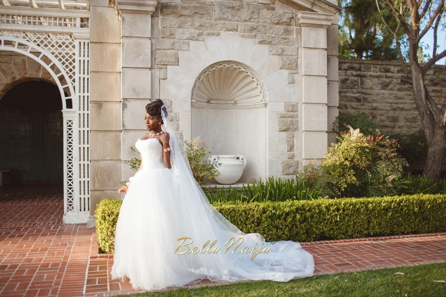 Dunnie Onasanya & Ibraham Hasan's  Wedding-BellaNaija-Wedding 1