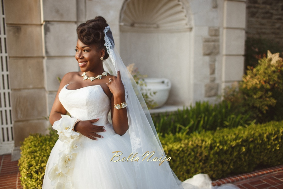 Dunnie Onasanya & Ibraham Hasan's  Wedding-BellaNaija-Wedding 2