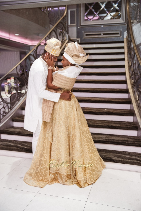 Dunnie Onasanya & Ibraham Hasan's  Wedding-BellaNaija-wedding day-975
