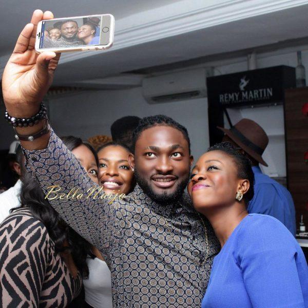 Edosagie,Izore, Sheffy and Uti take a Selfie