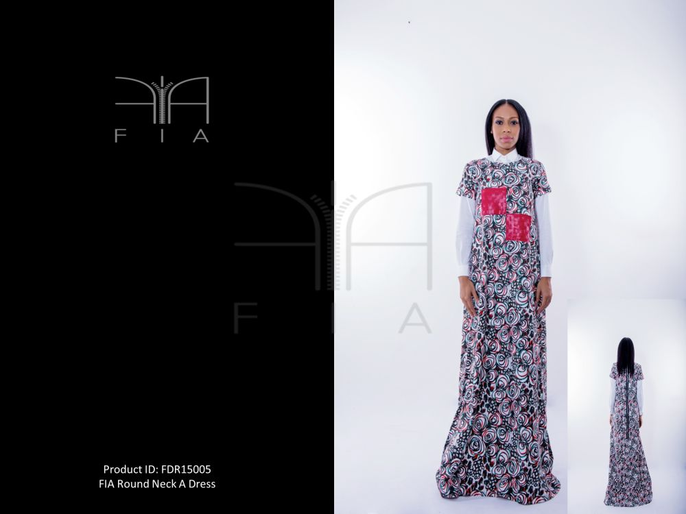 FIA Qua-Iboe Colection Lookbook - Bellanaija - August006