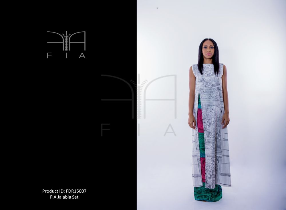 FIA Qua-Iboe Colection Lookbook - Bellanaija - August008