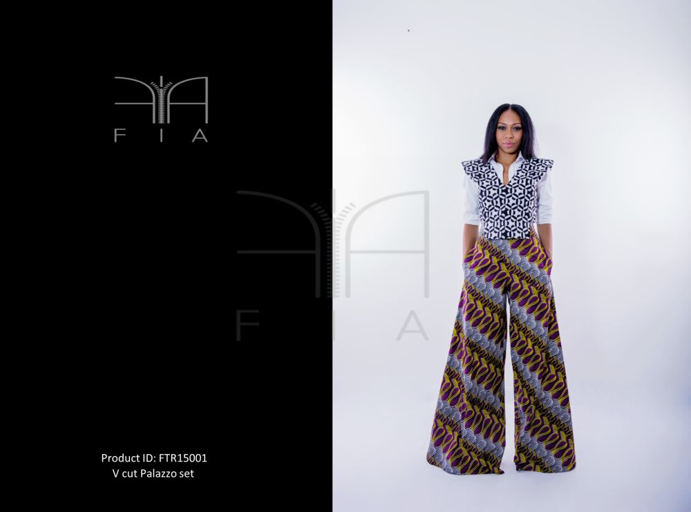 FIA Qua-Iboe Colection Lookbook - Bellanaija - August015