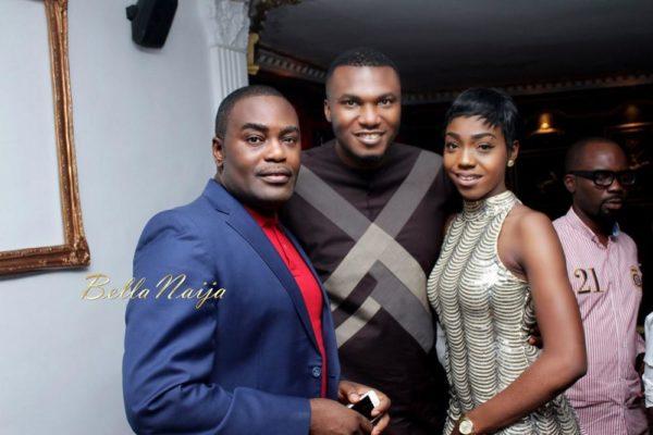 Frank Oshodi Michael Nwachukwu and Violet