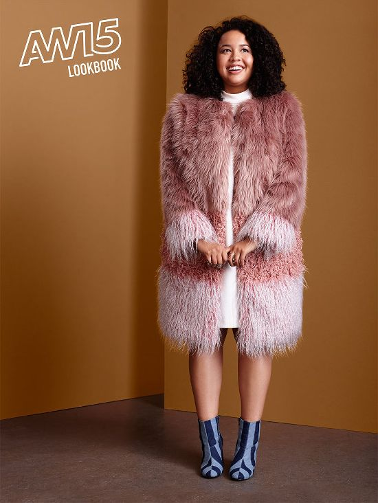 Gabi Fresh for ASOS Curve's FW15 Collection - BellaNaija - August2015 (1)