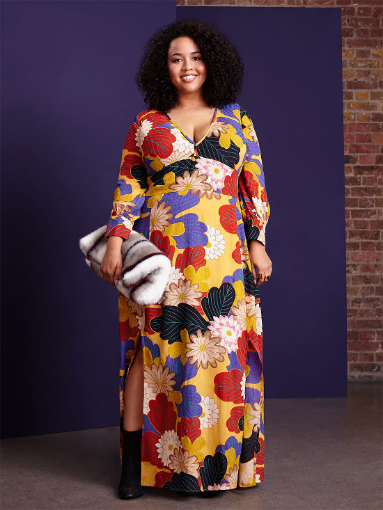 Gabi Fresh for ASOS Curve's FW15 Collection - BellaNaija - August2015 (2)