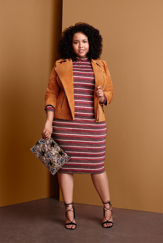 Gabi Fresh for ASOS Curve's FW15 Collection - BellaNaija - August2015 (3)