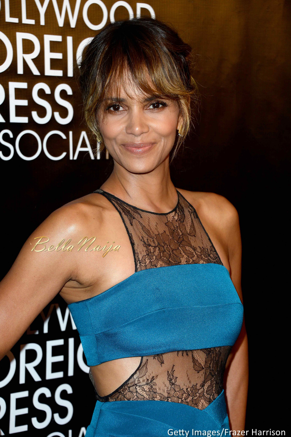 Halle Berry, John Boyega, Nick Jonas & More Attend HFPA Annual Grants ...
