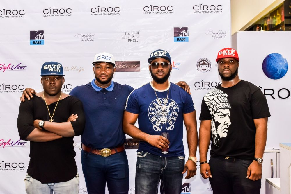 Grill At The Pent Port Harcourt Launch - Bellanaija - August028